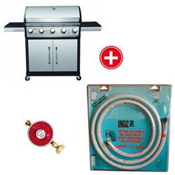 product barbecue gaz texas avec tuyau et detendeur butane oogarden france