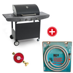 product barbecue gaz colorado avec tuyau et detendeur butane oogarden france