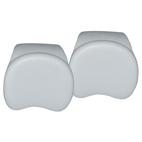 Pack spa rond gonflable silver cloud 6 places anthracite for Spa gonflable interieur