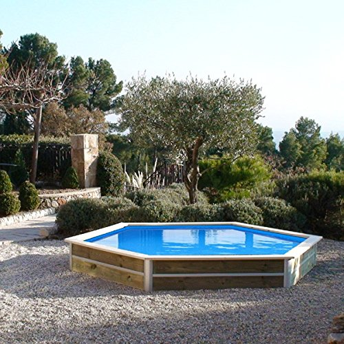 Water 39 clip 20078 piscine en bois 3 50 x 2 95 x 0 40 m for Acheter piscine en bois