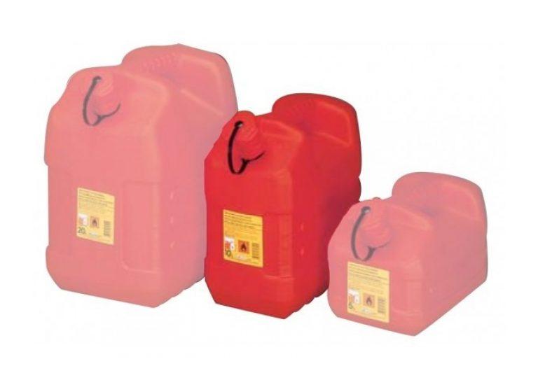 07540010 Jerrican plastique - 10 L - ALGI 13.86 ManoMano