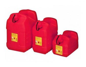 07540020 Jerrican plastique - 20 L - ALGI 25.20 ManoMano