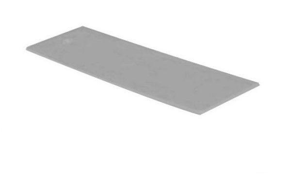 1000 cales plates Grise 3 x 22 x 50 mm - Harpun - 10477 39.08 ManoMano