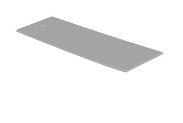 1000 cales plates Grise 3 x 30 x 100 mm - Harpun - 10486 90.20 ManoMano