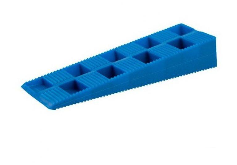 364 cales crantées Bleue 25 x 43 x 140 mm KB43110 - Harpun - 10844 138.20 ManoMano