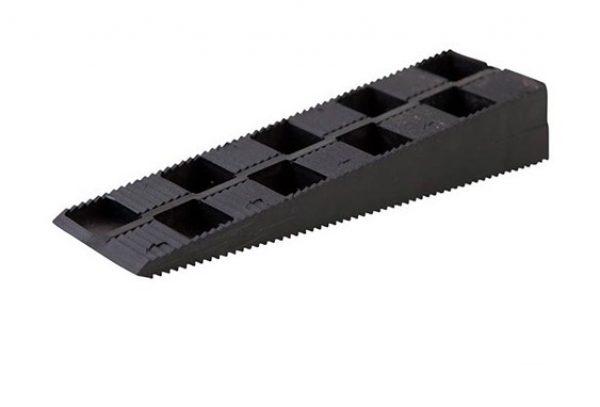364 cales crantées Noire 25 x 43 x 140 mm KS43140 - Harpun - 10855 109.40 ManoMano