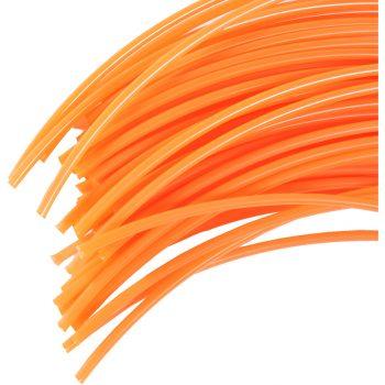 60 Brins 4 mm X 42 cm de fil professionnel rond pour débroussailleuse - JARDIAFFAIRES 12.90 ManoMano