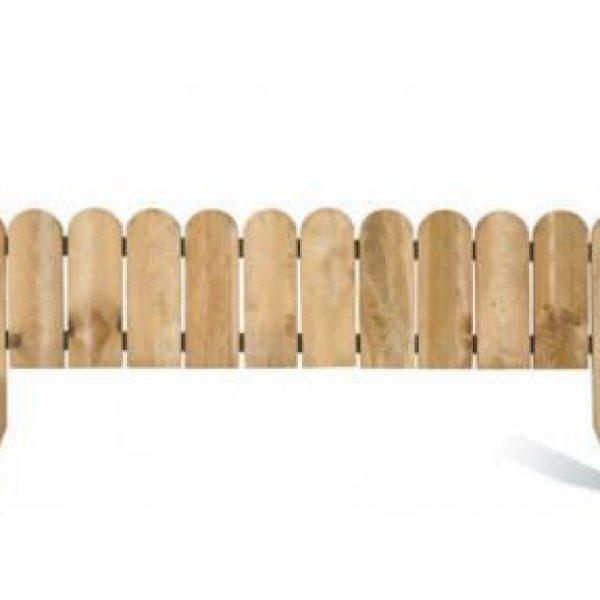 JARDIN ᐅ Bordure de jardin en bois à planter Stackette - BURGER ...