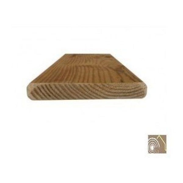 jardin lame terrasse eco 22x95mm autoclave marron classe 3 4 d class 3m sud bois marque. Black Bedroom Furniture Sets. Home Design Ideas