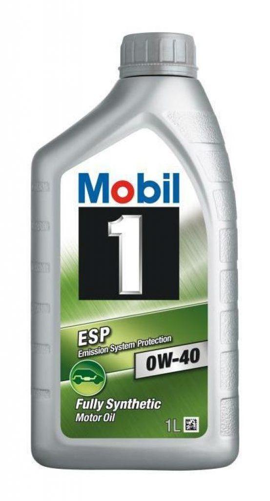 1 Huile moteur Essence Diesel ESP Formula - 0W40 - Synthetique - 1L - MOBIL 16.97 ManoMano