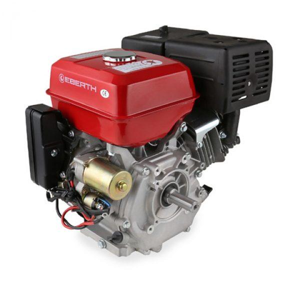 13 CV Moteur à essence thermique (Demarreur élèctrique (E-Start)