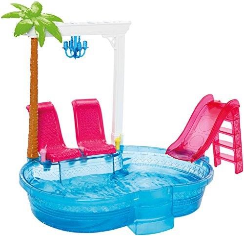 Barbie dgw22 piscine glamour jardin boutique for Boutique piscine