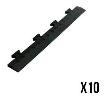10 pièces Glissière listone mâle PS50CRN/M - AUTRES 24.90 ManoMano