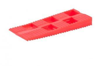 1000 cales crantées Rouge 8 x 28 x 65 mm KR2865 - Harpun - 10852 79.80 ManoMano