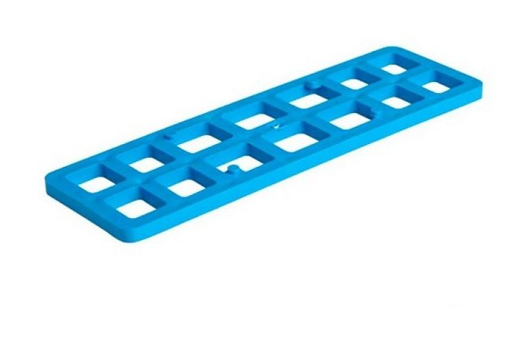 250 cales charpente XL 4 Tonnes Bleue 5 x 50 x 160 mm HB1605 - Harpun - 10783 125.60 ManoMano