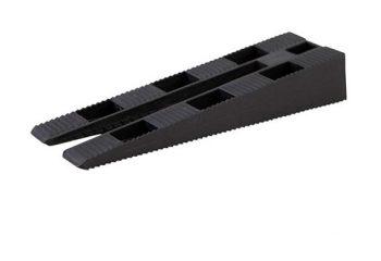 364 cales crantées et rainurées Noire 25 x 43 x 140 mm TKS43140 - Harpun - 10957 207.40 ManoMano