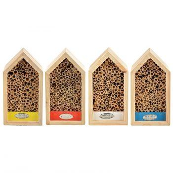 Abri abeilles coloré - Rougehttps://lutte-bio.fr/abri-abeille/173-abri-abeilles-colore.html#/10-couleur-rougeEsschert Design 12.90 ManoMano