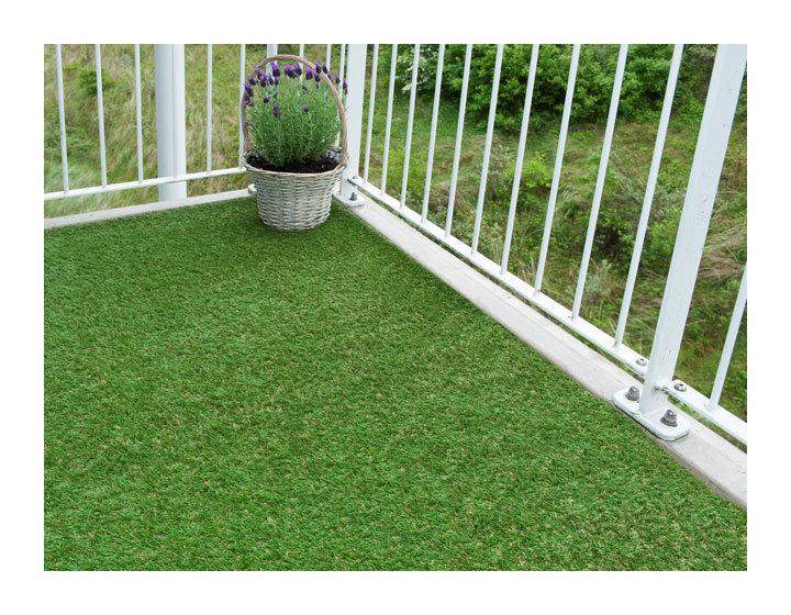 jardin rouleau de gazon artificiel en poly thyl ne 25mm. Black Bedroom Furniture Sets. Home Design Ideas