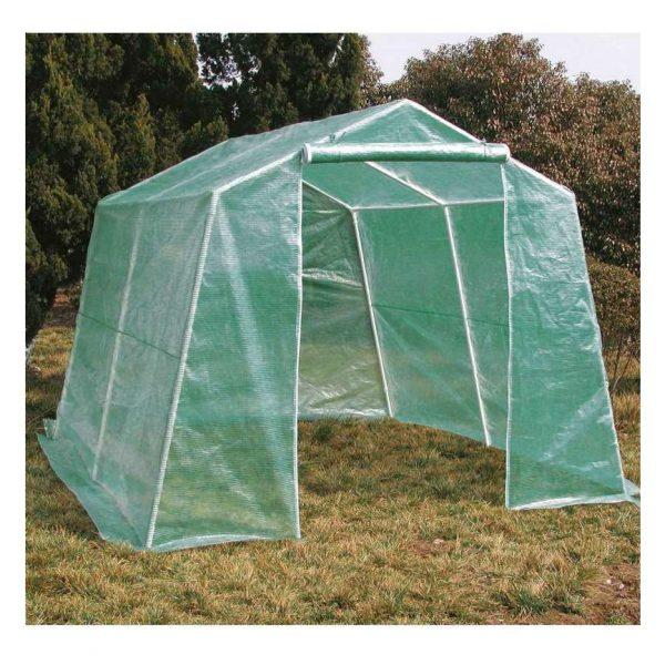 Jardin ᐅ Serre De Jardin 220 X 240 Cm P Outillage Marque P
